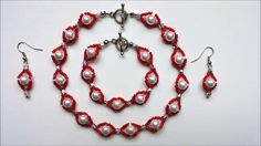 Jewelry Set Making Ideas- How to Make Jewelry Given as Great Valentines ...