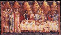 Christmas in medieval Europe could include feasting, gambling, one-day marriages, boy bishops and trolls.