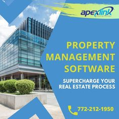 Turn costly chaos into operational order with ApexLink – one digital platform to standardize and streamline your property management business processes from end-to-end. Ready to reap benefits of this amazing one–stop property management software? Try your hands on it today. For more concerns, 📞 772-212-1950 or 800-310-6702 #propertymanagementsoftware #managetenants #payrent Property Management, Software, Real Estate, Digital, Business, Real Estates, Store, Business Illustration