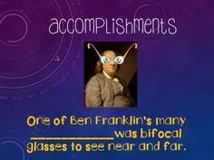 "Listen to the sounds of Beethoven and Benjamin Franklin's armonica in this slide presentation. This interactive power point is from the Journeys Reading Series, Now and Ben, Unit 6 Lesson 30 and includes 8 vocabulary words and definitions plus a ""flying kite"" with a culminating activity/question. Animation is also included!"