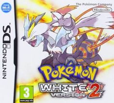 Pokemon White 2 (Nintendo DS): Amazon.co.uk: PC & Video Games