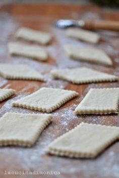 GNOCCO FRITTO | La Cucina di Monica