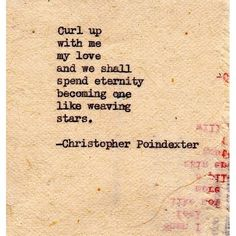 by christopher poindexter |