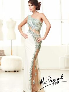 Mac Duggal Prom Dress Style 85262M at www.GownGarden.com #Prom Dresses #2014 Prom Dresses