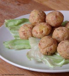 Polpette di patate e tonno, facilissime e golosissime, senza uova.