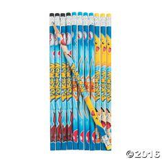 Pikachu & Friends Pencils