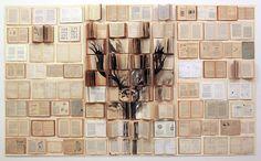 Ekaterina Panikanova, Book Paintings (2012)