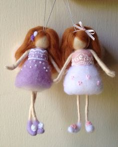 Angels Sisters by FluffySpace on Etsy