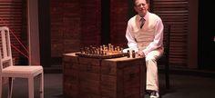 Théâtre : Le joueur d'échec d'Eric-Emmanuel Schmitt et Steve Suissa