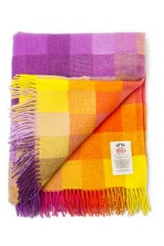 Spectrum Throw | Avoca Handweavers