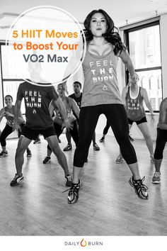 5 HIIT Exercises to Boost Your VO2 Max