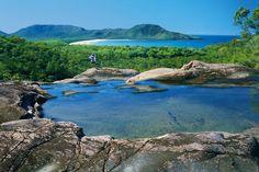 TROPICAL HIKING: HINCHINBROOK ISLAND, QUEENSLAND  #thisisqueensland #seeaustralia #travel2next