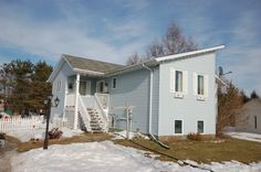Interesting home for sale in Newlowell, Ontario