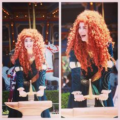 Merida and the Sword in the Stone