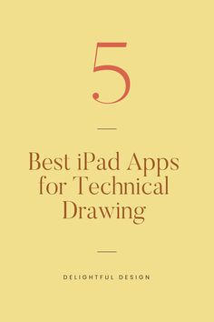 5 Best iPad Apps for Technical Drawing - Delightful Design Web Design Tips, Web Design Trends, App Design, Design Layouts, Mobile Design, Blog Design, Personal Website Design, Minimal Website Design, Website Design Inspiration