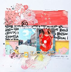 love love Barcelona by dearlizzy at @studio_calico - Elizabeth Kartchner