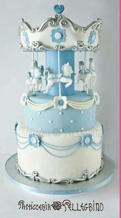 Carillon cake