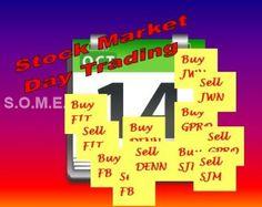 Stock Market Day Trading