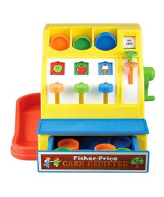 Love this Cash Register Toy on #zulily! #zulilyfinds