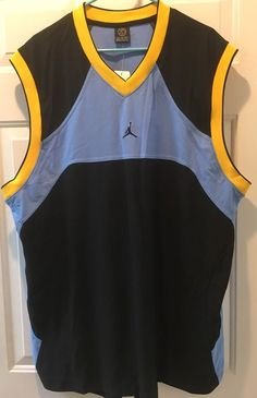 Michael Jordan Jumpman 2005 Vest Carmelo Anthony XXL 20th Anniversary with Tags  | eBay