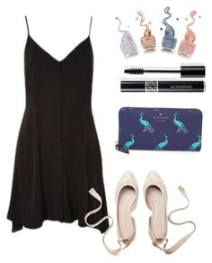 """""""Summer night out"""" by maggiekane1 on Polyvore featuring Topshop, Kate Spade and Christian Dior"""