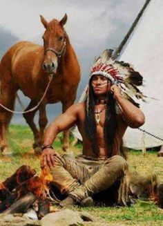 I want and Native Indian like this. Do you have his phone number? Native American Actors, Native American Warrior, Native American Paintings, Native American Wisdom, Native American Regalia, Native American Pictures, Native American Beauty, American Indian Art, Native American History