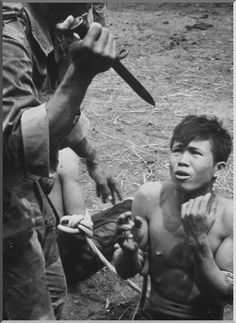 HISTORY IN PICTURES: RARE, UNSEEN PICTURES: BE THERE: Vietnam War: The Viet Cong