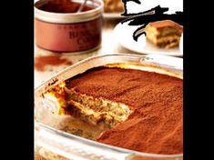 Tiramisu | Köket.se Nigella Lawson, Baileys, Tiramisu, Banana Bread, Tart, Pie, Yummy Food, Desserts, Torte