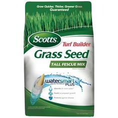 Turf Builder Tall Fescue Mix Gr Seed