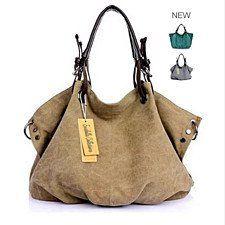 d423f86638 Journey Canvas Handbag - 4 Colors Purses And Handbags