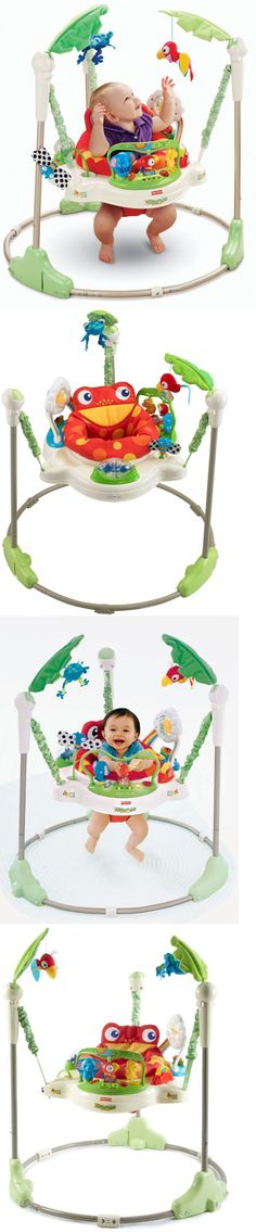 Baby Jumping Exercisers 117032: Fisher-Price Rainforest Play Ligth Baby Bar Toy -> BUY IT NOW ONLY: $139.25 on eBay!