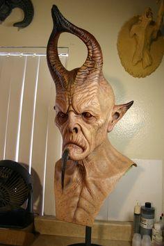 Lucifer Mask view by ~Caseylovedesigns on deviantART