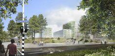 Gallery of International Criminal Court Ground-Breaking / schmidt hammer lassen architects - 2