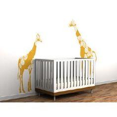 LuluDK's Loves LittleLion Studio Floral Giraffes