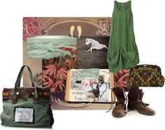 """nostalgie"" by nguimpack on Polyvore"