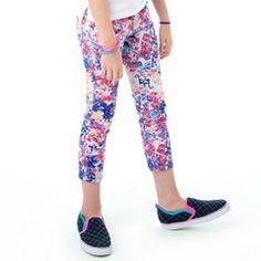 Little Missmatched rainbow camo water color print jeans capri pants denim 8 Little Miss Matched, Capri Jeans, Cotton Tee, Camo, Heather Grey, Tees, Shirts, Kids Outfits, Pajama Pants