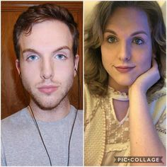 Hannah Winterbourne Trans Beauties t Fashion boards Transgender Before And After, Mtf Before And After, Male To Female Transition, Mtf Transition, Male To Female Transgender, Transgender Girls, Transgender Captions, Mtf Hrt, Male To Female Transformation