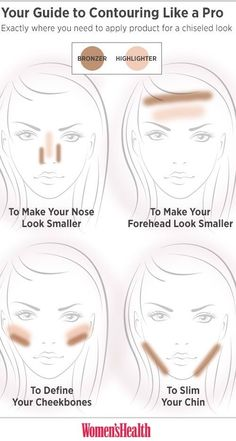 11 Tips To Make Highlighting and Contouring An Easy Task