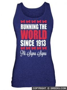 Phi+Sigma+Sigma+Boutique+Running+the+World+Tank+Top