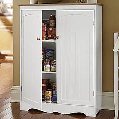 2-Door Pantry from Seventh Avenue ®