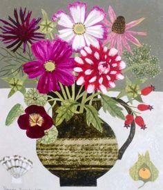 Dahlias-and-Cosmos-Vanessa Bowman