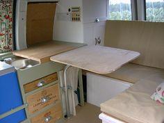 Example Campervan Conversions   Camper Van Life
