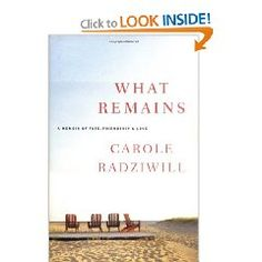 What Remains by Carol Radziwill