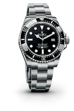 New Rolex Sea-Dweller 4000 Watch: Baselworld 2014
