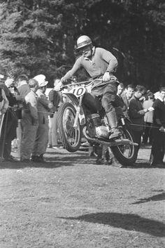 Motocross Sittendorf 1967 Moto Cross, Enduro, Vintage Motocross, Dirtbikes, Grand Prix, Motorbikes, Antique Cars, Hero, Motorsport