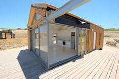 scandinavische Huizen door Greenpods