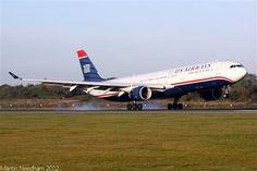US Airways A330-300Danmark Denmark List of All The Countries  The Republic of Joy Richard Preuss World News BBC News