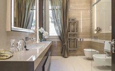 ванная: фото дизайна интерьера - автор NG-Studio