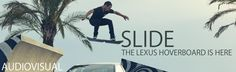 """Read more: https://www.luerzersarchive.com/en/features/audiovisual/lexus-fourth-amazing-in-motion-project-from-chiandpartners-features-a-real-life-hoverboard-912.html Lexus' fourth Amazing in Motion project from CHI&Partners features a real-life hoverboard It's like something out of Back to the Future, as Lexus unveils its highly anticipated Hoverboard project """"Slide"""". Someone call the Doc! The carmaker's fourth """"Amazing in Motion"""" project from CHI&Partners pushes the boundaries features a…"""