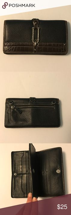 Brighton Leather Wallet Brighton Leather Wallet in excellent condition Brighton Bags Wallets